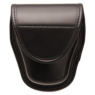 Blackhawk Molded Double Handcuff Case Black Plain