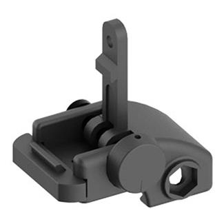 Blackhawk Folding Rear Back-Up Iron Sight Black
