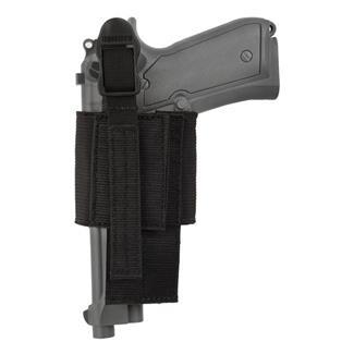 Blackhawk Diversion Adjustable Hook-Back Holster Black