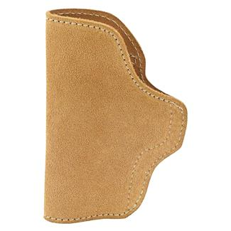 Blackhawk Suede Leather Angle Adjustable ISP Holster Tan