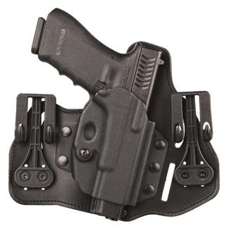 Blackhawk Leather Tuckable Pancake Holster Black