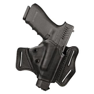 Blackhawk GripBreak Leather Holster Black