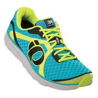 Pearl Izumi EM Road H 3 Scuba Blue / Screaming Yellow