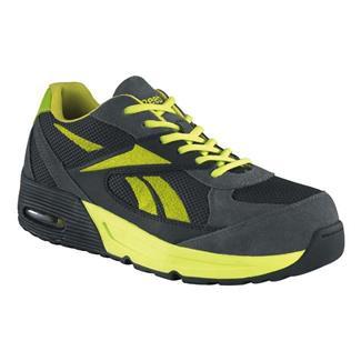 Reebok Beviad Retro Jogger Oxford CT Gray / Lime Green