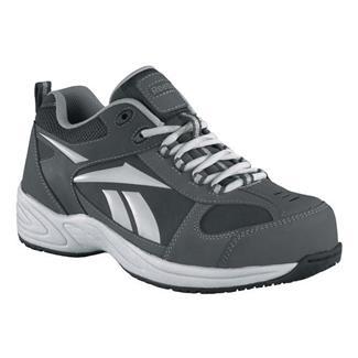 Reebok Jorie Street Sport Jogger CT Gray / Silver Trim