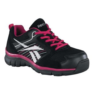 Reebok Anomar Athletic Oxford CT Black / Pink / Silver