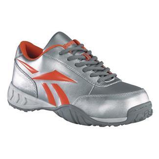 Reebok Bema Athletic Oxford CT Metallic Silver / Orange