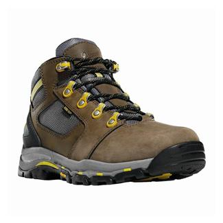 "Danner 4"" Vicious GTX Brown / Yellow"