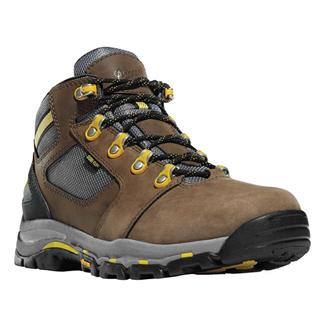 "Danner 4"" Vicious GTX CT Brown / Yellow"