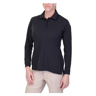 Vertx Coldblack Long Sleeve Polo Navy