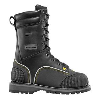 """LaCrosse 10"""" Longwall II Miner ST 200G Black"""