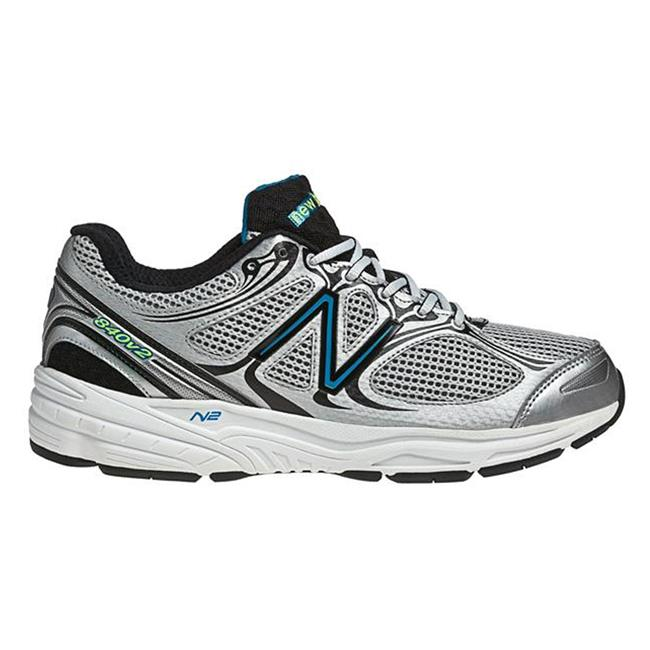 New Balance 840v2 Silver / Blue