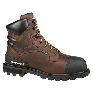 "Carhartt 6"" CSA Work 400G ST WP Pebble Brown"