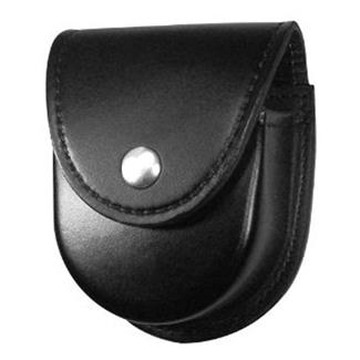 Gould & Goodrich K-Force Double Handcuff Case Plain Black