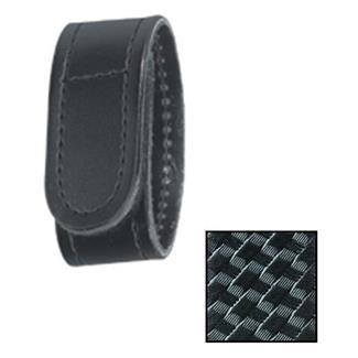 Gould & Goodrich K-Force 4-Pack Belt Keepers Black Basket Weave