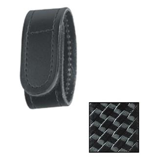 Gould & Goodrich K-Force Belt Keeper Basket Weave Black