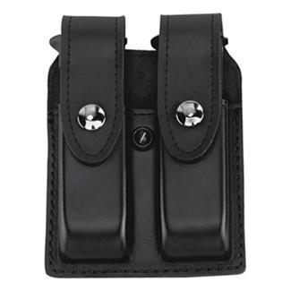 Gould & Goodrich K-Force Double Mag Case Black