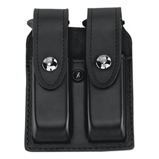 Gould & Goodrich K-Force Double Mag Case Black