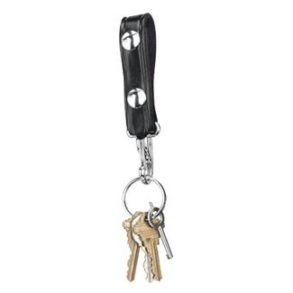 Gould & Goodrich K-Force Key Strap Black High Gloss