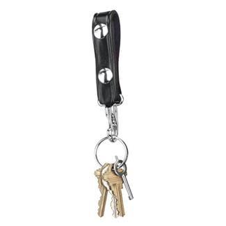 Gould & Goodrich K-Force Key Strap Black High Gloss