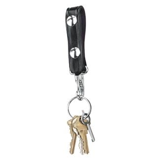 Gould & Goodrich K-Force Key Strap Black Plain