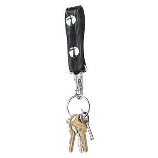 Gould & Goodrich K-Force Key Strap Black Plain