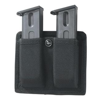 Gould & Goodrich Phoenix Open Top Double Mag Case Black
