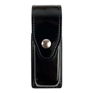 Gould & Goodrich K-Force Gloss Single Mag Case Black