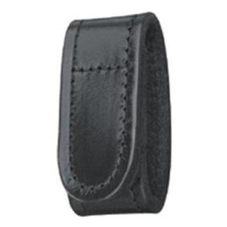 Gould & Goodrich Leather 4-Pack Belt Keepers Black