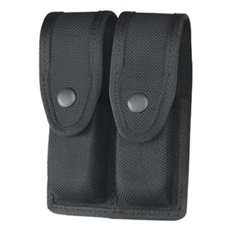 Gould & Goodrich Phoenix Non-Glare Double Mag Case Black