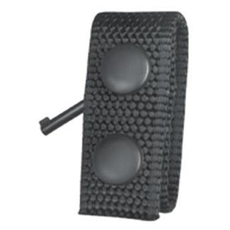 Gould & Goodrich Phoenix Hidden Cuff Key Belt Keeper Black
