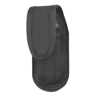 Gould & Goodrich Phoenix MK III Aerosol Case with Hidden Snap Nylon Black