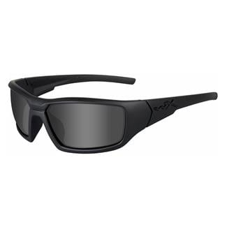 Wiley X Censor Matte Black (frame) - Polarized Smoke Gray (lens)