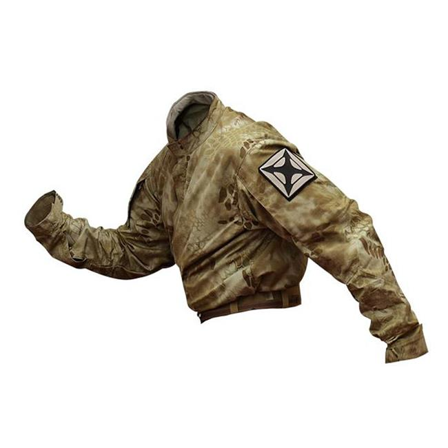 Vertx Kryptek Gunfighter Shirt Nomad