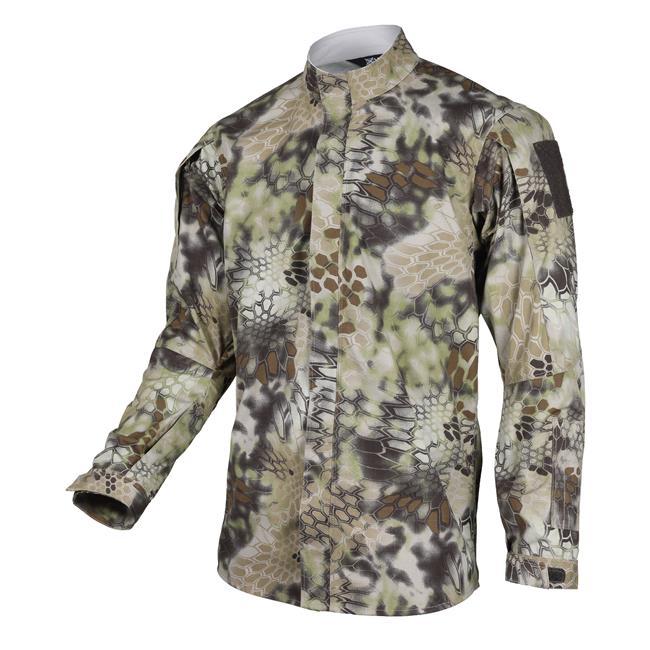 Vertx Kryptek Gunfighter Shirt Highlander