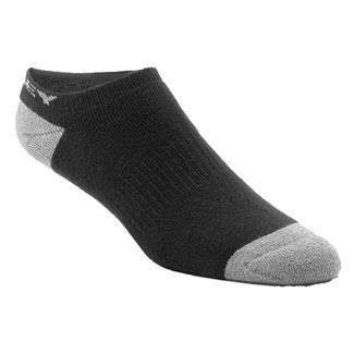 Oakley Performance Basic No Show Socks - 5 Pair Black