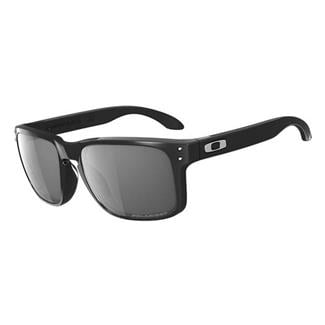 Oakley Holbrook Polished Black Gray Polarized