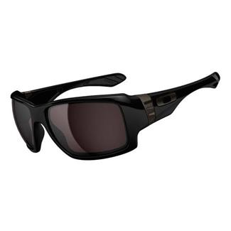 Oakley Big Taco Polished Black Warm Gray
