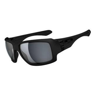 Oakley Big Taco Matte Black Gray Polarized