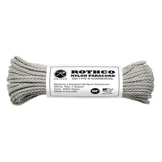Rothco Nylon 550 LB Type III Commercial Paracord - 100ft ACU Digital