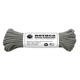 Rothco Nylon 550 LB Type III Commercial Paracord - 100ft Foliage