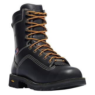 "Danner 8"" Quarry USA GTX AT Black"