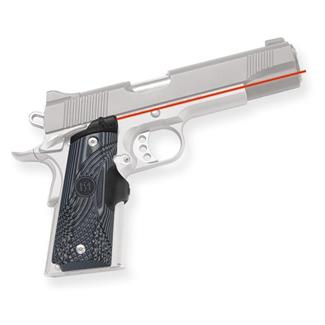 Crimson Trace LG-904 Master Series Lasergrips Red Black