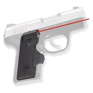 Crimson Trace LG-408 Lasergrips Black