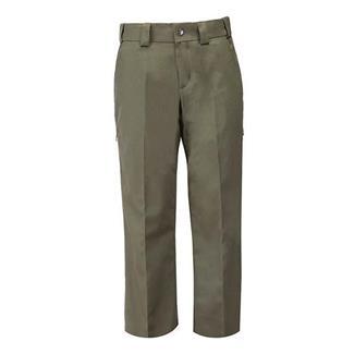 5.11 Twill PDU Class A Pants Sheriff Green