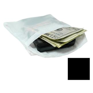 Ridge Packin' Tee Wallet / Passport Accessory Pouch Black