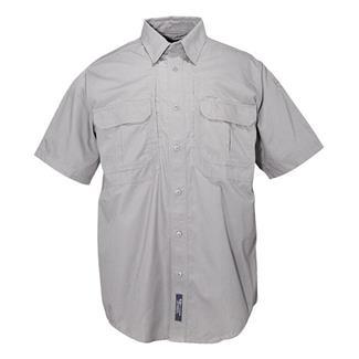 5.11 Short Sleeve Cotton Tactical Shirts Gray