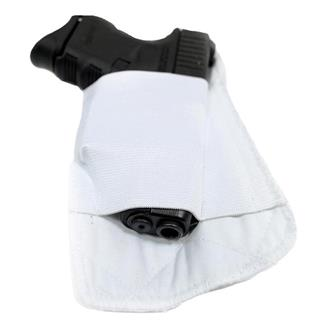 Ridge Packin' Tee Gun Holster White