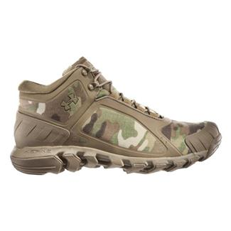 Under Armour Tactical Mid Gtx Coyote Brown Multicam