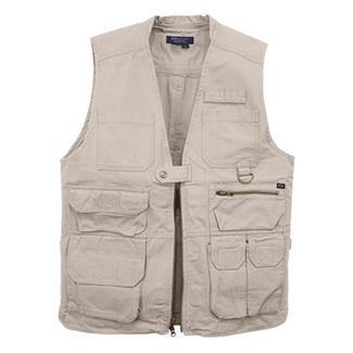 5.11 Tactical Vests Khaki